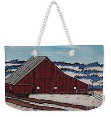 Keystone Farm Weekender Tote Bag by Jeffrey Koss
