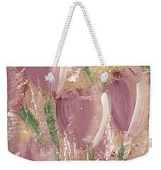 Kissed The Ground Weekender Tote Bag