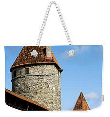 Kuldjalg And Nunnadetangune Weekender Tote Bag