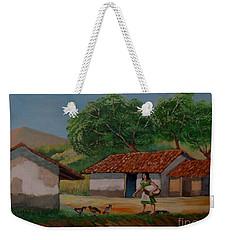 La Dama Del Rio Weekender Tote Bag