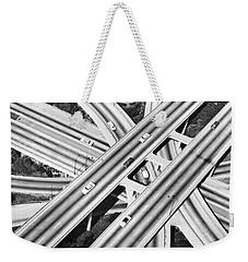 La Freeway Interchange Weekender Tote Bag