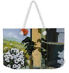 La Rosa Alla Finestra Weekender Tote Bag
