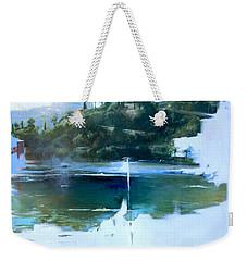 La Villefranche Franche Weekender Tote Bag