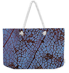 Lace Leaf 1 Weekender Tote Bag