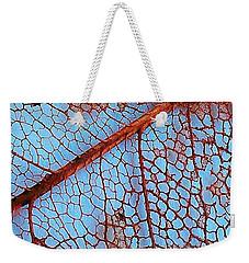 Lace Leaf 2 Weekender Tote Bag