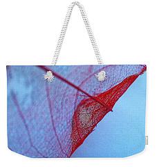 Lace Leaf 3 Weekender Tote Bag