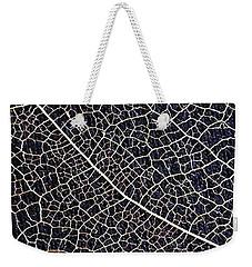 Lace Leaf 5 Weekender Tote Bag