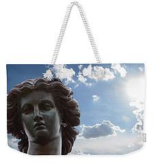 Lady Of The Waters Weekender Tote Bag by Sarah McKoy