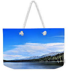 Lake Alva Weekender Tote Bag