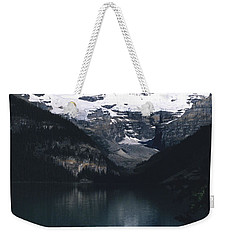 Weekender Tote Bag featuring the photograph Lake Louise II by Sharon Elliott