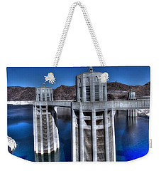 Lake Mead Hoover Dam Weekender Tote Bag
