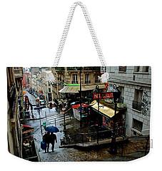 Lamarck-caulaincourt Metro Stop Weekender Tote Bag