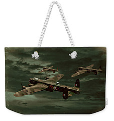 Lancaster Mission Weekender Tote Bag