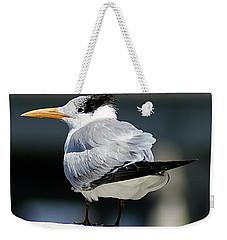 Larry Fine Reincarnated Weekender Tote Bag by Joe Faherty