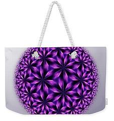 Last Dream Mandala Weekender Tote Bag