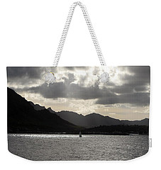 Last One Home Weekender Tote Bag