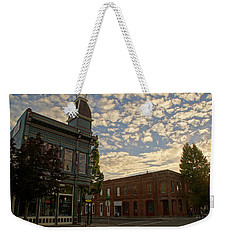 Late Afternoon At The Corner Of 5th And G Weekender Tote Bag