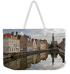 Late Afternoon Reflections Weekender Tote Bag