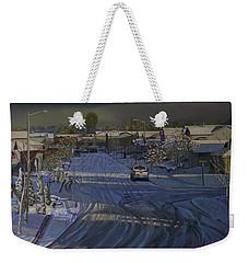 Late Afternoon Sun Weekender Tote Bag