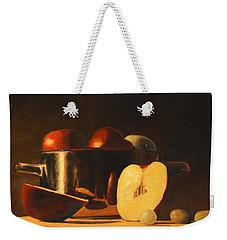 Late Night Snack Weekender Tote Bag