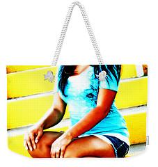 Latina Bonita Weekender Tote Bag