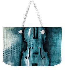 Le Violon Bleu Weekender Tote Bag