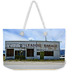 Leadore Garage Weekender Tote Bag