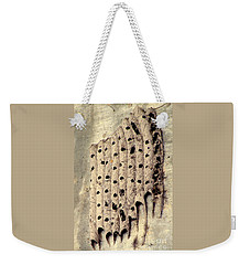 Left Behind Weekender Tote Bag by Joe Jake Pratt