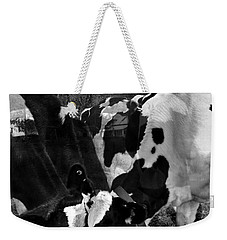 Life Is A Circle Weekender Tote Bag