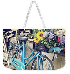 Life Is Beautiful Weekender Tote Bag