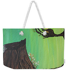 Light A Candle For Me Weekender Tote Bag