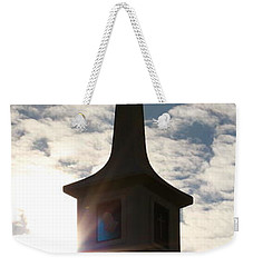 Weekender Tote Bag featuring the photograph Light by Kume Bryant