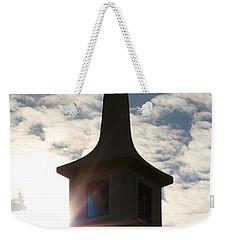 Light Weekender Tote Bag by Kume Bryant