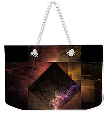 Light Of The World Weekender Tote Bag by NirvanaBlues
