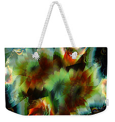 Like Stained Glass Weekender Tote Bag