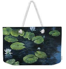 Lilypond Weekender Tote Bag
