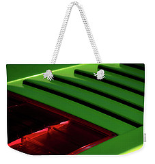 Lime Light Weekender Tote Bag by Douglas Pittman