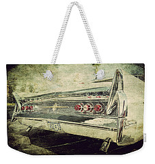 Lincoln Continental Weekender Tote Bag