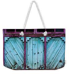 Line Art Weekender Tote Bag by Vicki Pelham