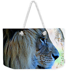 Lion King Weekender Tote Bag