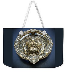 Lions Gate Weekender Tote Bag by Jean Haynes