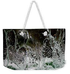 Liquid Art Weekender Tote Bag by Vicki Pelham