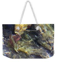 Liquid Leaves 2 Weekender Tote Bag