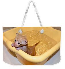 Little Bath Weekender Tote Bag