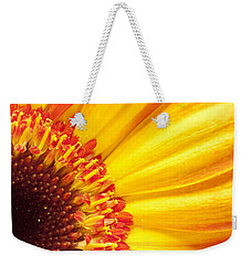 Little Bit Of Sunshine Weekender Tote Bag by Eunice Gibb