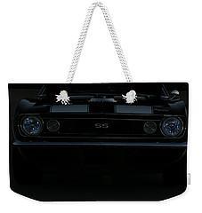 Little Black Camaro Weekender Tote Bag