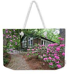 Little Brown Church In Spring Weekender Tote Bag