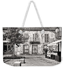 Little Italian Corner Weekender Tote Bag