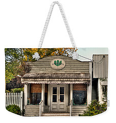 Little Old Shop Weekender Tote Bag