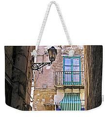 Little Street Of Palermo Weekender Tote Bag